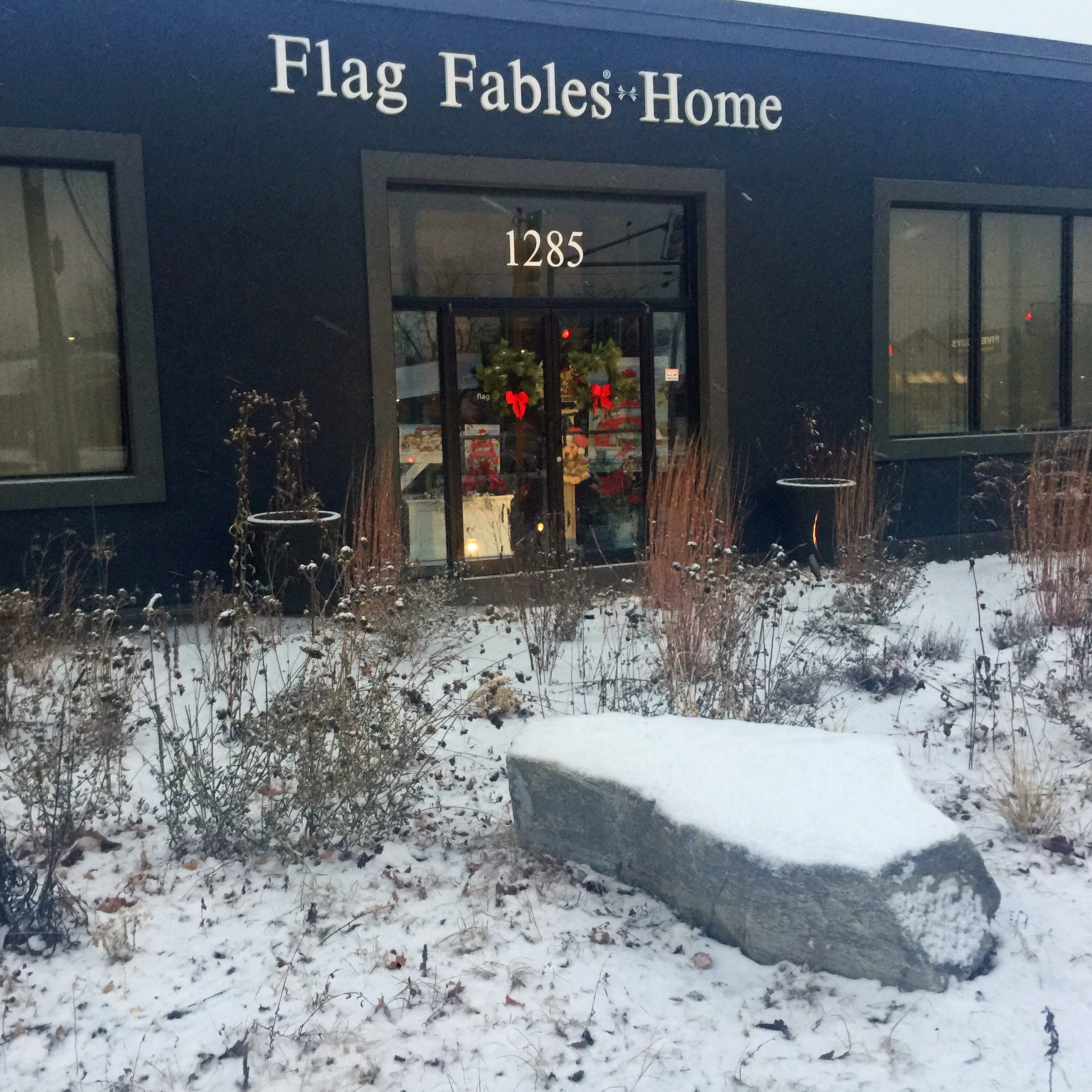 Happy Holidays from Flag Fables!