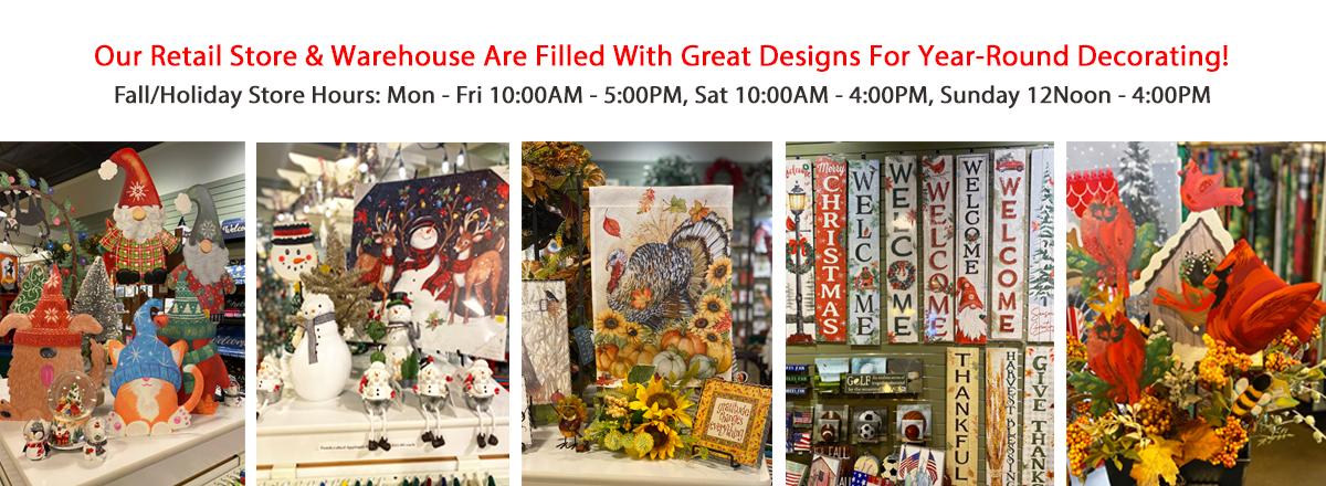 Flag Fables Home - Magnet Works - Custom Decor on